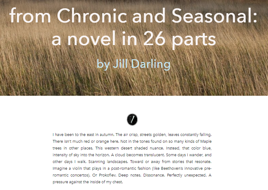 chronic and seasonal